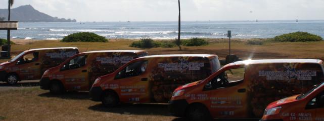 Hawaiian Prime Vans