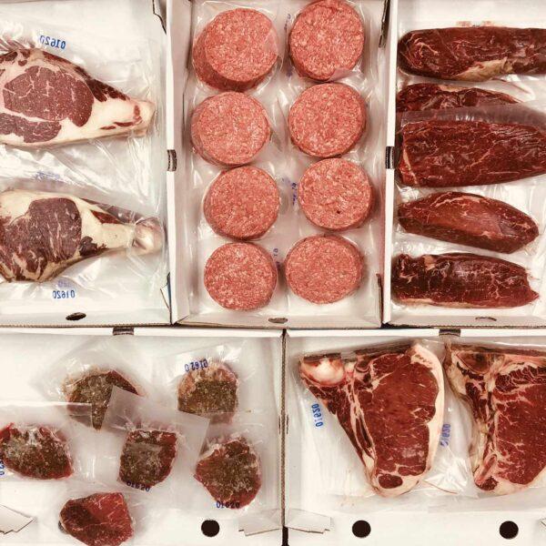 big island prime meat package