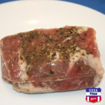 USDA Prime Peppercorn steak frozen